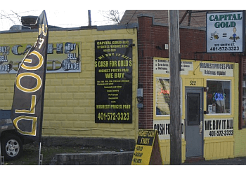 Providence pawn shop Capital Gold LLC