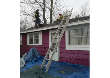 Syracuse roofing contractor Capital Home Improvements