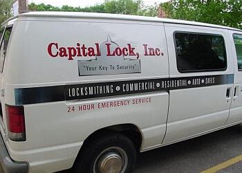 Madison locksmith Capital Lock, INC.