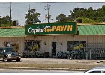 Mobile pawn shop Capital Pawn