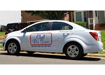 Raleigh pest control company Capital Pest Services