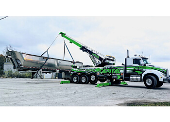 Columbus towing company Capital Towing & Recovery