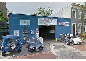 Washington car repair shop Capitol Hill Auto Service