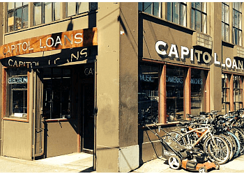 Seattle pawn shop Capitol Loans