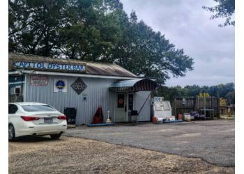 Montgomery seafood restaurant Capitol Oyster Bar