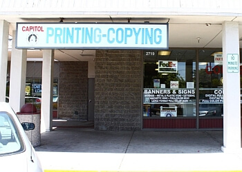 San Jose printing service Capitol Printing and Copying
