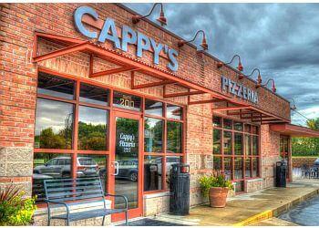 Cedar Rapids pizza place Cappy's Pizzeria