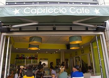 Stamford cafe Capriccio Cafe