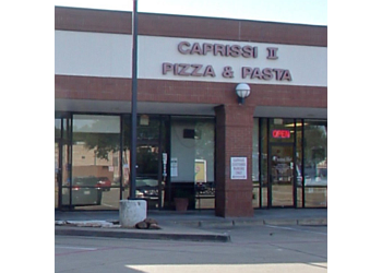 Garland pizza place Caprissi Pizza