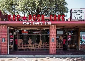 Lubbock sports bar Caprock Cafe