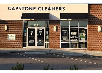 Raleigh dry cleaner Capstone Cleaners, LLC.