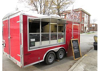 Knoxville food truck Captain Muchacho's Food Truck