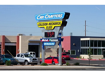 Albuquerque auto body shop Car Crafters