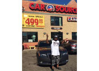 Detroit used car dealer Car Source