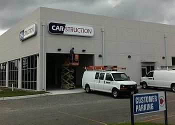 Chesapeake auto body shop Car Struction, Inc.