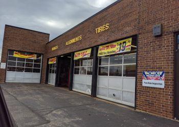 Naperville car repair shop Car-X Tire & Auto