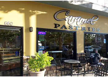 Caramel Pastries Bakery