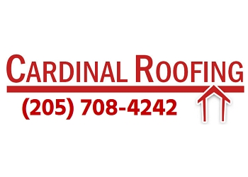 Birmingham roofing contractor Cardinal Roofing & Restoration, LLC.