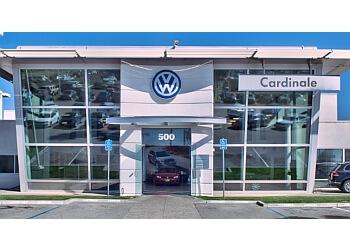 Salinas car dealership Cardinale Volkswagen