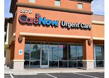 North Las Vegas urgent care clinic CareNow urgent care