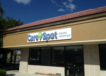 Coral Springs urgent care clinic CareSpot