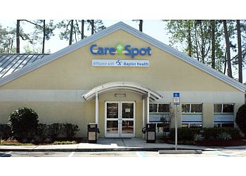 Jacksonville urgent care clinic CareSpot Urgent Care
