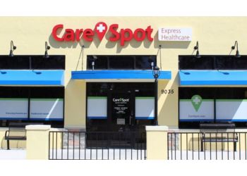 Pembroke Pines urgent care clinic CareSpot Urgent Care