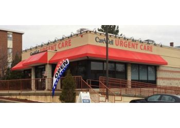 Boston urgent care clinic CareWell Urgent Care