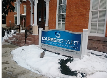Rochester staffing agency Career Start