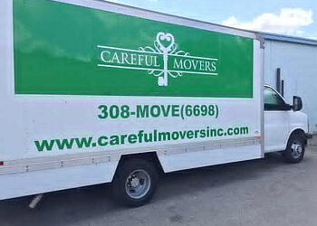 San Antonio moving company Careful Movers, Inc.