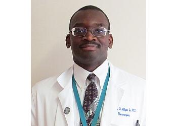 Augusta neurosurgeon Cargill H. Alleyne, Jr, MD - AUGUSTA BACK