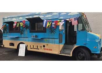 Hampton food truck Caribbean Castle