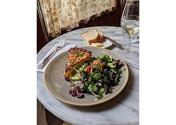 Philadelphia french restaurant Caribou Cafe