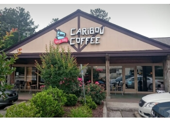 Cary cafe Caribou Coffee