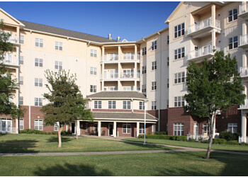Lubbock assisted living facility Carillon Senior Living