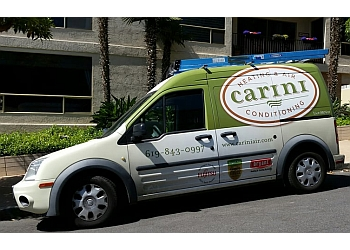 San Diego hvac service Carini Heating and Air Conditioning