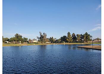 Santa Ana public park Carl Thornton Park