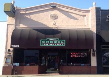 Los Angeles steak house Carlitos Gardel Argentine Steakhouse