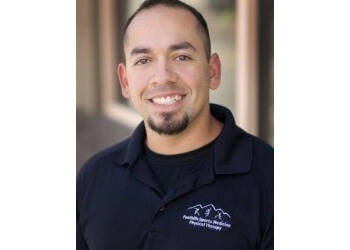 Tempe physical therapist Carlos Rivas, PT, DPT