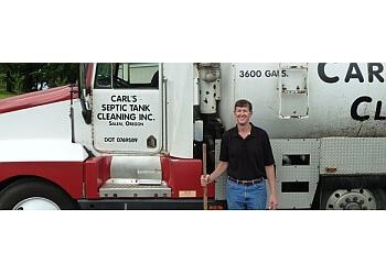 Salem septic tank service Carl's Septic Tank Cleaning, Inc.