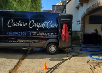 Garden Grove carpet cleaner Carlson Carpet Care