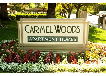 Modesto apartments for rent Carmel Woods Apartments