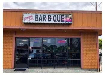 Hayward barbecue restaurant Carmen & Family Bar-B-Q