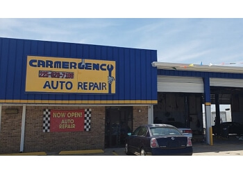 Baton Rouge car repair shop Carmergency, LLC