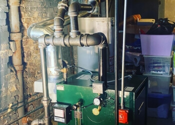 Jersey City plumber Carmine P Aumenta Plumbing & Heating Co.