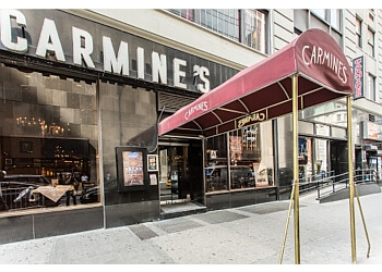 New York italian restaurant Carmine's