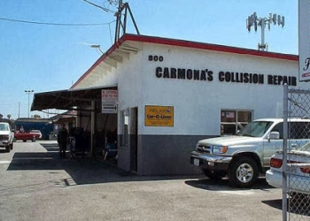 Fullerton auto body shop Carmona's Collision Repair Shop