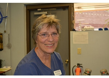 Tucson physical therapist Carol Dickman, PT