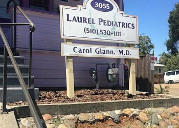 Oakland pediatrician Carol E. Glann, MD - LAUREL PEDIATRICS