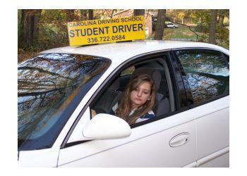 Winston Salem driving school Carolina Driving School
